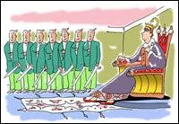 Bodyguards for Tyrants
