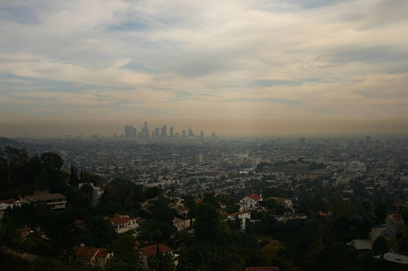 Clean Air within Reach in U.S.--But Not for Long