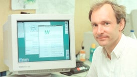 Remembering the Day the World Wide Web Was Born