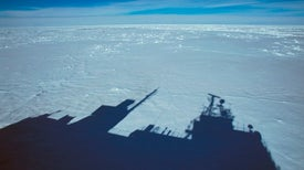 Marooned: Researchers Will Freeze Their Ship into Arctic Ocean Ice for a Year