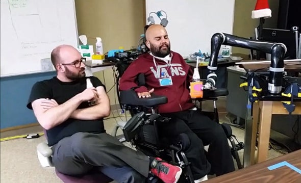 Bionic Arm Taps New Part of Brain for Smooth Moves