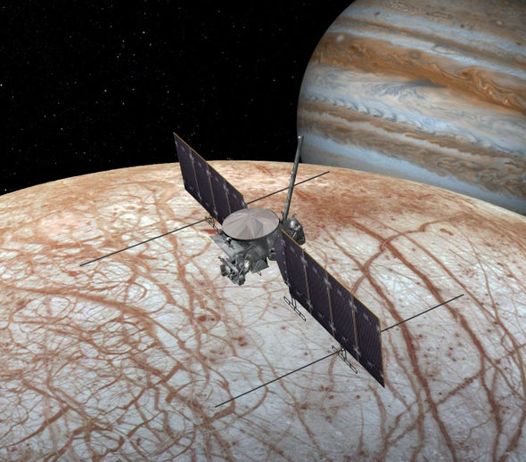 Mission to Europa Gets New Instrument to Look for Signs of Habitability
