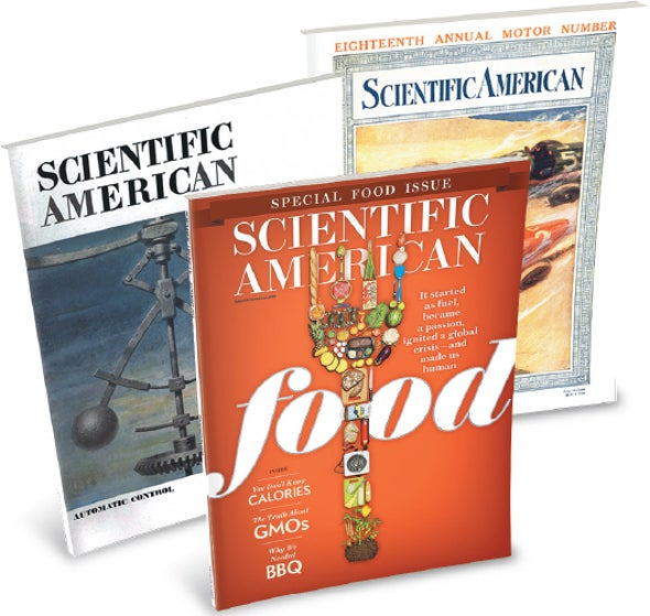 Looking Forward: A Short History of the Future in <i>Scientific American</i>