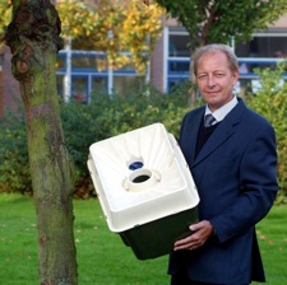 Could Boxes of Water Help Reforest the World?