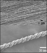 Lengthy Nanotube Fibers Could Trump Traditional Textiles