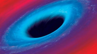 The Black Hole That Birthed the Big Bang