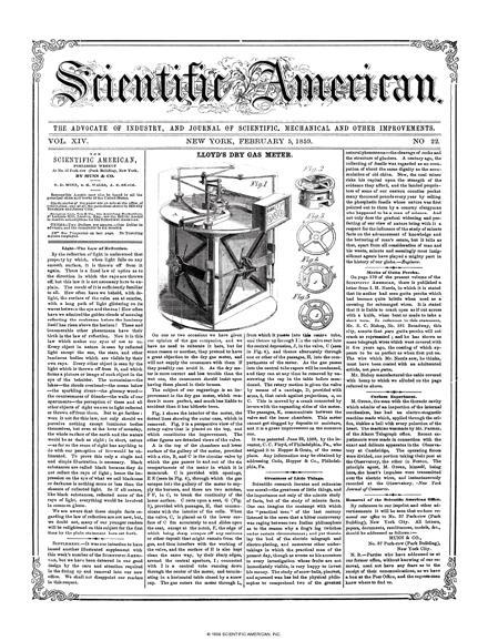 February 05, 1859