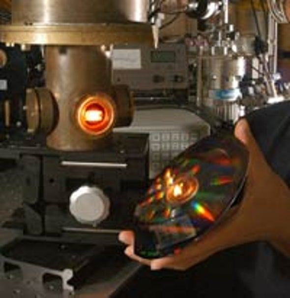 Tungsten Crystals Could Provide More Power for Electrical Devices