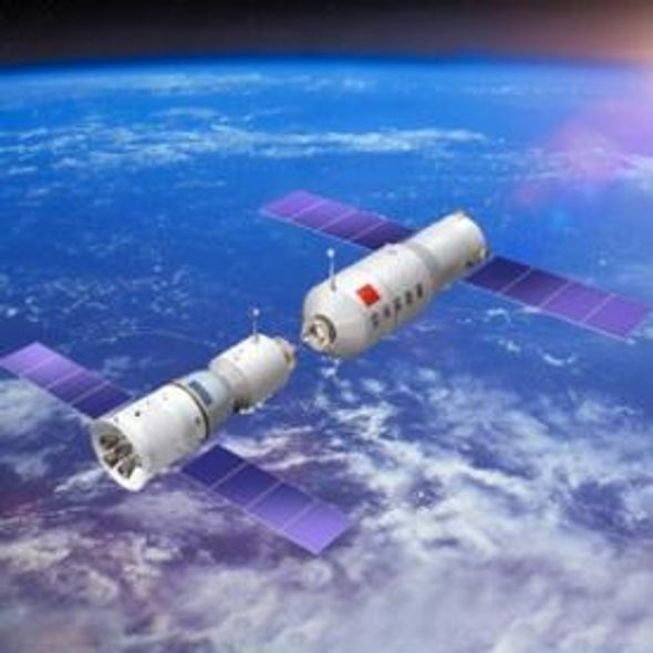 China's First Space Lab Tiangong 1 May Launch Soon