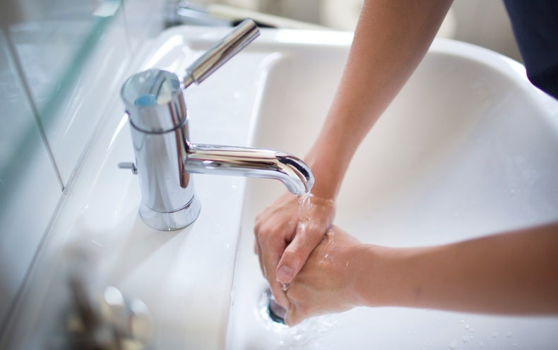 You Are Probably Washing Your Hands Wrong