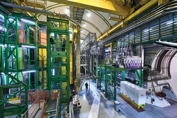 What Happened to All of the Universe's Antimatter?