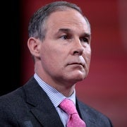 EPA Chief Promises 'Aggressive' Rollback of Regulations Soon