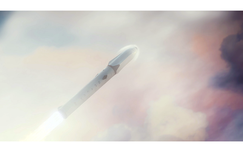 SpaceX Plans to Fly Humans Around the Moon in 2023 - Scientific American