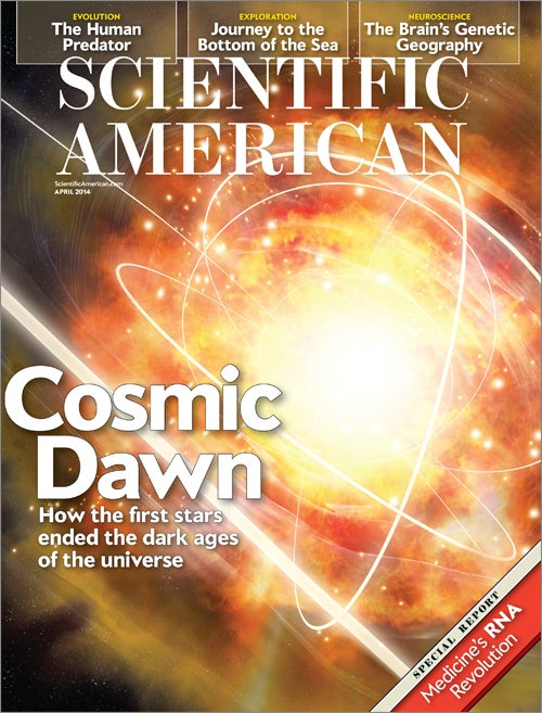 Scientific American Volume 310, Issue 4