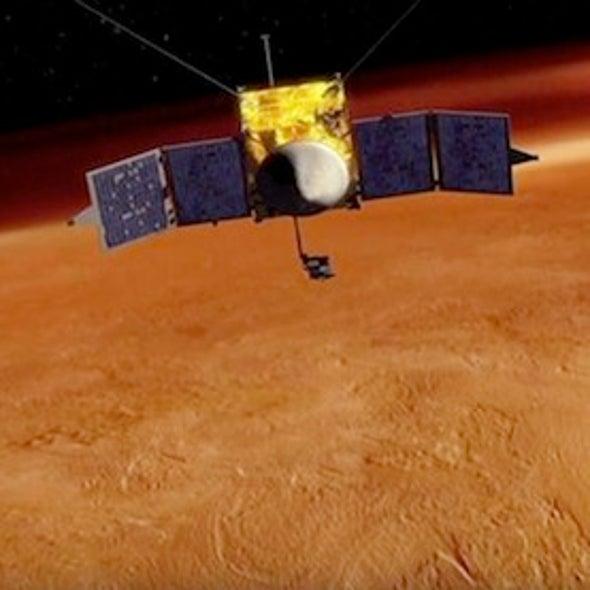 Government Shutdown Could Threaten NASA's Next Mars Probe Launch