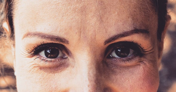 Measuring the Strength of a Person's Gaze