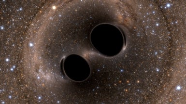 """Einstein Would Be Beaming"": Scientists React to Gravitational Waves"