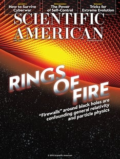 Scientific American Volume 312, Issue 4