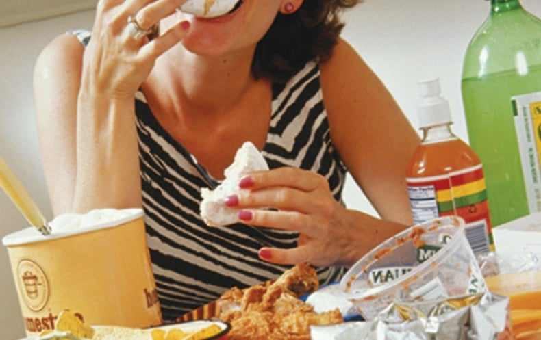 How a Messy Kitchen Might Ruin Your Diet