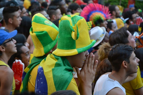 World Cup Fans Are Not Responsible for the Zika Explosion in Brazil