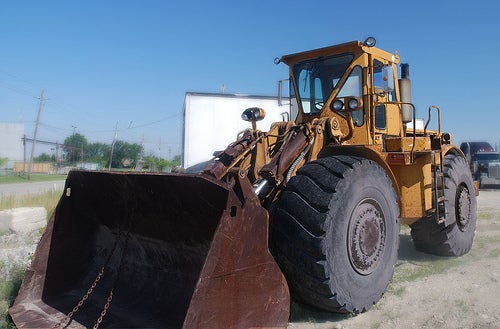 Dirty for Decades, Diesel Tractors, Bulldozers Clean Up