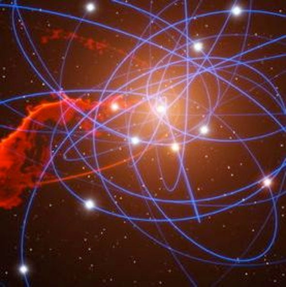 Ultrafast Stars Discovered Racing through the Galaxy