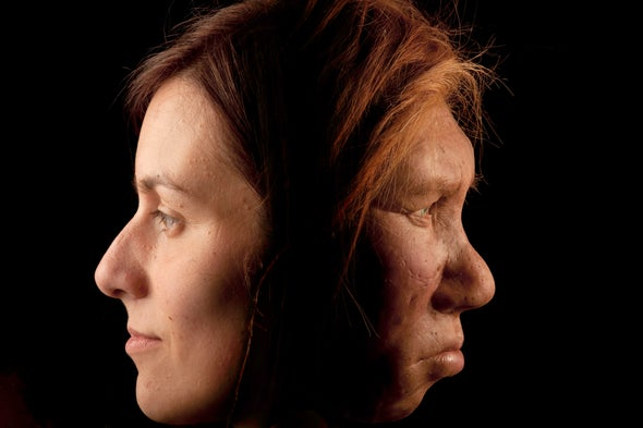 Genes Linked to Self-Awareness in Modern Humans Were Less Common in Neandertals