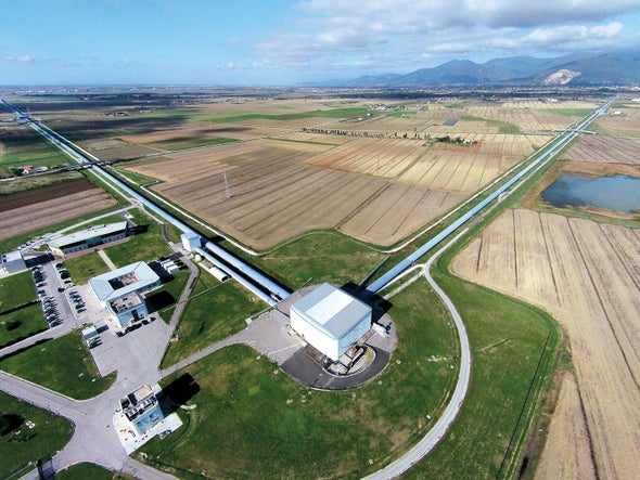 New Detector Could Soon Narrow Down Gravitational Wave Sources