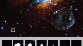 Weird Extragalactic X-Ray Flares Baffle Astronomers