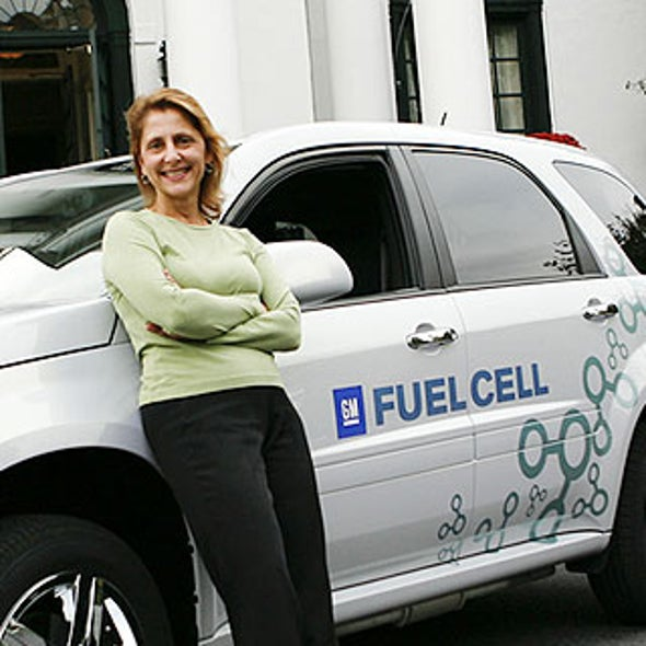 Pollution-Free Hydrogen SUV Hits the Driveway