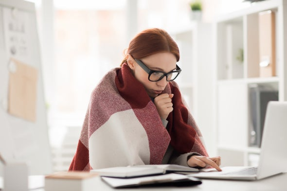 Icy Room Temperatures May Chill Productivity