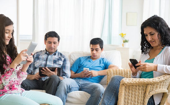 Most Adults Spend More Time on Their Digital Devices Than They Think