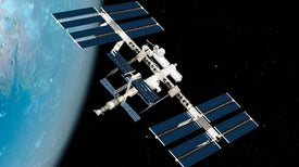 Small Air Leak Detected on International Space Station