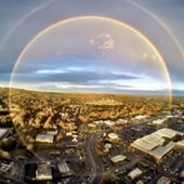 360-DEGREE RAINBOW