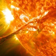 Space Weather Forecast to Improve with European Satellite