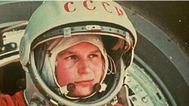 The First Woman in Space: Valentina Tereshkova