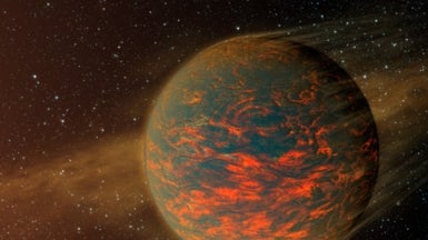 Astronomers Create the First Heat Map of a Super-Earth