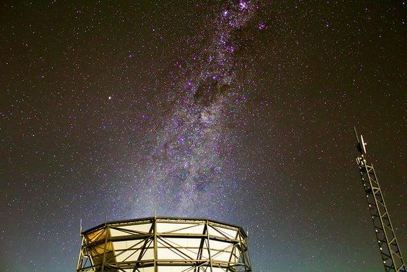 Hunt for Big Bang Gravitational Waves Gets $40-Million Boost