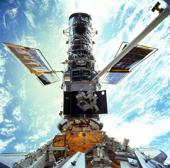 Space Telescope Director Says Best Is Yet to Come for Hubble