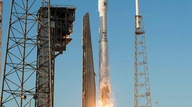 "NASA Hails ""Perfect"" Launch for Asteroid-Sampling Mission"
