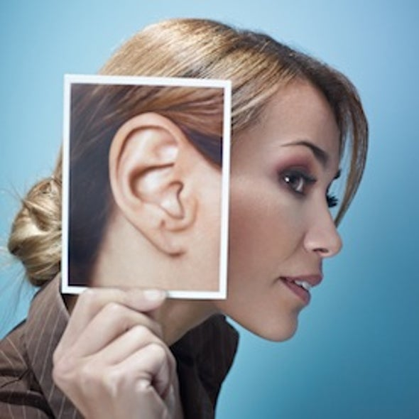 Turn It Up: The Ear May Have a Built-In Power Amplifier