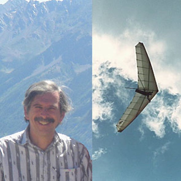 Flying Green: Ilan Kroo Helps Shape the Future of Sustainable Aviation