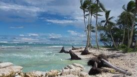 The Kiribati People Battle Sea Level Rise [Slide Show]