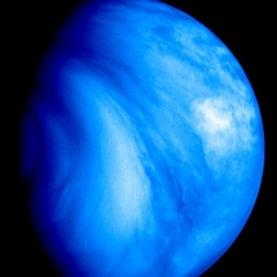 south Venus