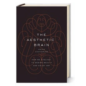 The Aesthetic Brain Book Cover