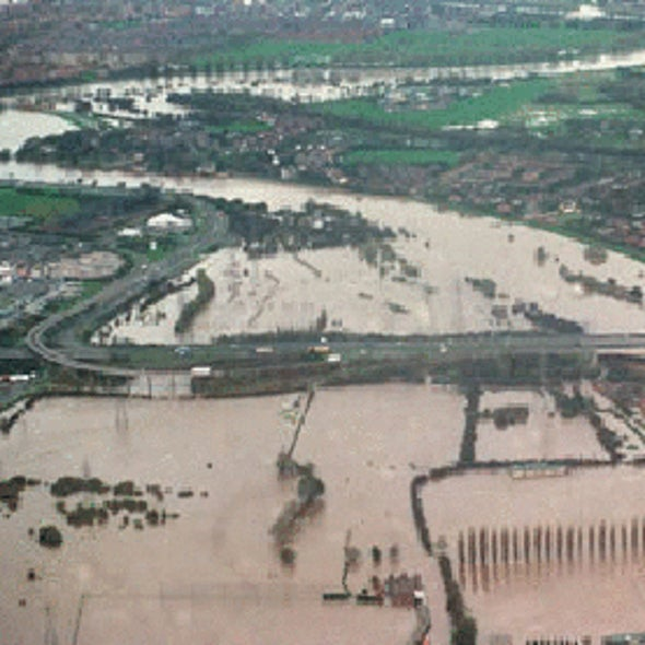 Are Greenhouse Gases Upping the Risks of Flooding, Too?