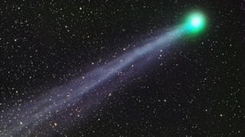 Building Blocks of Life Follow Comet Lovejoy