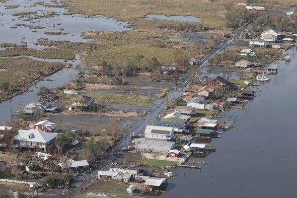 Hurricane Ida May Spark Mass Migration