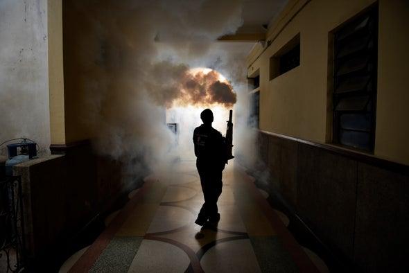 Infectious Diseases Spike amid Venezuela's Political Turmoil