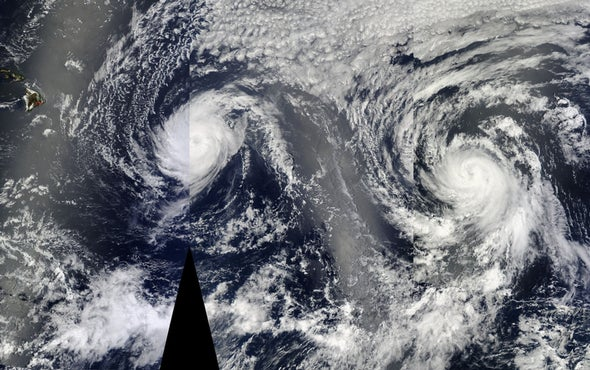 Why Hurricanes Are So Rare in Hawaii